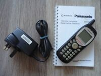 Panasonic EB - GD35 Vodafone Locked Simple Mobile Phone
