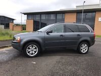 Volvo XC90 2.5 D5 ,,7 seater ,, automatic ,, immaculate condition ,, £3500