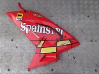 Aprilia RS 50 Spain No1 Left Hand Side Fairing 2006 - 2010