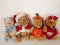 Collection of Winnie the Pooh items