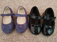 Girls shoes clarks mothercare