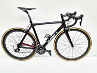 Planet X RT57 Carbon racing bicycle with Ultegra groupset