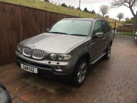 BMW X5 2004 PART EX