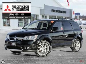2015 Dodge Journey R/T! REDUCED! 7 SEATER! NAV! DVD!