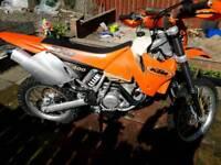 KTM 400 EXC deposit taken
