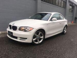 2008 BMW 128I i Coupe! Only 8500kms! Like New!