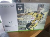 Xbox one 1tb fifa 17 bundle