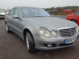 Mercedes E220 CDI Auto HIgh Mileage But Drives Good MOT 12 Months