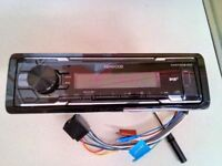 {{ Brand New Kenwood 403 DAB stereo }}