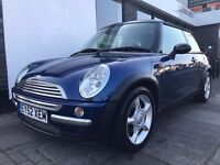 MINI Hatch 1.6 Cooper 3dr ONLY 78410 GENUINE MILES