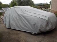 Halfords Extra Large, Extra Tall Car Cover for 4x4s and People Carriers