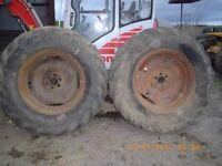 Fordson Major Wheel