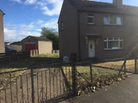 3 bed room house for rent Dunfermline