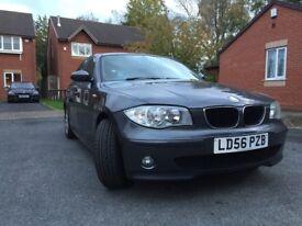 BMW 1 Series 116i SE 5-door | Grey | Manual | Great condition | Low mileage