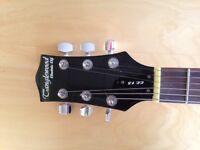 Electric travel guitar - Tanglewood Elf EE15