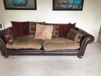 Dfs sofa set in Standish Wigan.