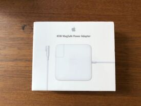 Apple 85W MagSafe Power Adaptor - Brand New
