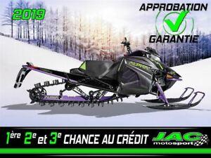 2019 Arctic Cat M 8000 Mountain Cat Alpha One 154x3 Nouveauté 20
