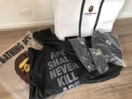 Bape 2018 Lucky Bag NEW