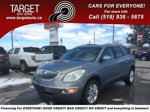 2008 Buick Enclave CX Loaded; Leather, Roof, 7pass and More !!!!