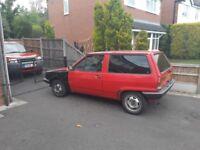 1990 MK2 VW Polo Breadvan