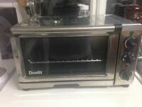Dualit mini fan assisted electric oven
