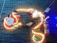joblot,lot items, christmas lights,christmas decoration,carboot