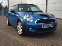 Mini Cooper S R56 2009 LOW MILEAGE IMACULATE CONDITION CHEAP!