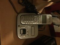 silver house phone