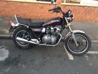1982 gs 650 12 mot rare bike px