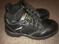 safety work boots shoes size 9 waterproof
