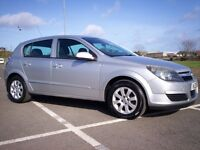 **LOW MILEAGE**AUG 04 VAUXHALL ASTRA 1.4 CLUB TWINPORT**MOT 26/08/2017**EXCELLENT FAMILY 5DR HATCH**