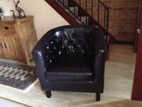 Tub chair excellent condition