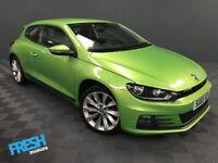 VW Volkswagen Scirocco 1.4 TSI Bluemotion Technology 2015(65) - 12 Months Warranty
