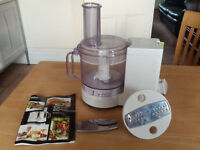 Braun multipratic food processor