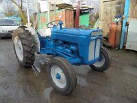 super dexter tractor