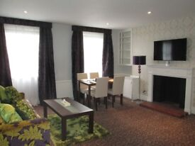 Short Term / Holiday / Oxford St / central London / A spacious 2 bedroom apartment / sleeps up to 5