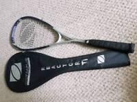 Olympus squash racket