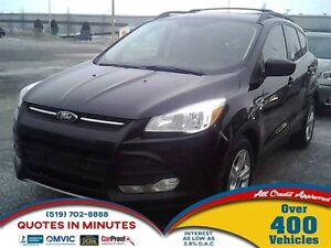 2015 Ford Escape SE | BACKUP CAM | VERY CLEAN | MUST SEE