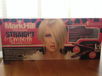 Mark Hill Professional Straight and Smooth Pro-Ceramic Styler