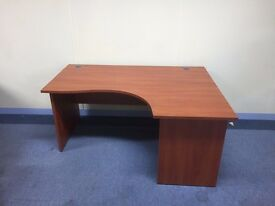 Rosewood Veneer Office Furniture