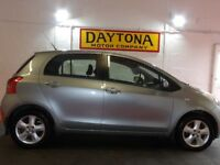 Toyota Yaris 1.3 VVT-i T Spirit 5dr Low Mileage