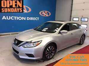 2016 Nissan Altima 2.5 SV, ALLOYS, HEATED SEATS, SUNROOF, BACK U