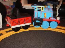 Thomas Tank engine Ride On Train Peg Perego