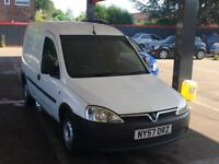 Vaxhull combo 1700 2008 with sliding door low miles mot till next year new front tyres and brakes