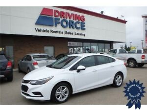 2016 Chevrolet Cruze LT 5 Passenger, 1.4L Gas, Backup Camera