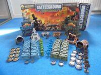 BATTLEGROUND Crossbows & Catapults
