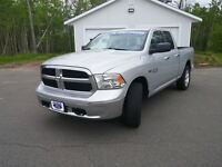 2013 Ram 1500 |89.99 WEEKLY O.A.C.|20 5 SPOKE RIMS|BOX LINER|
