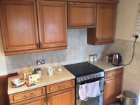 Electric cooker in working clean condition