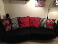 4Seater Sofa and Armchair